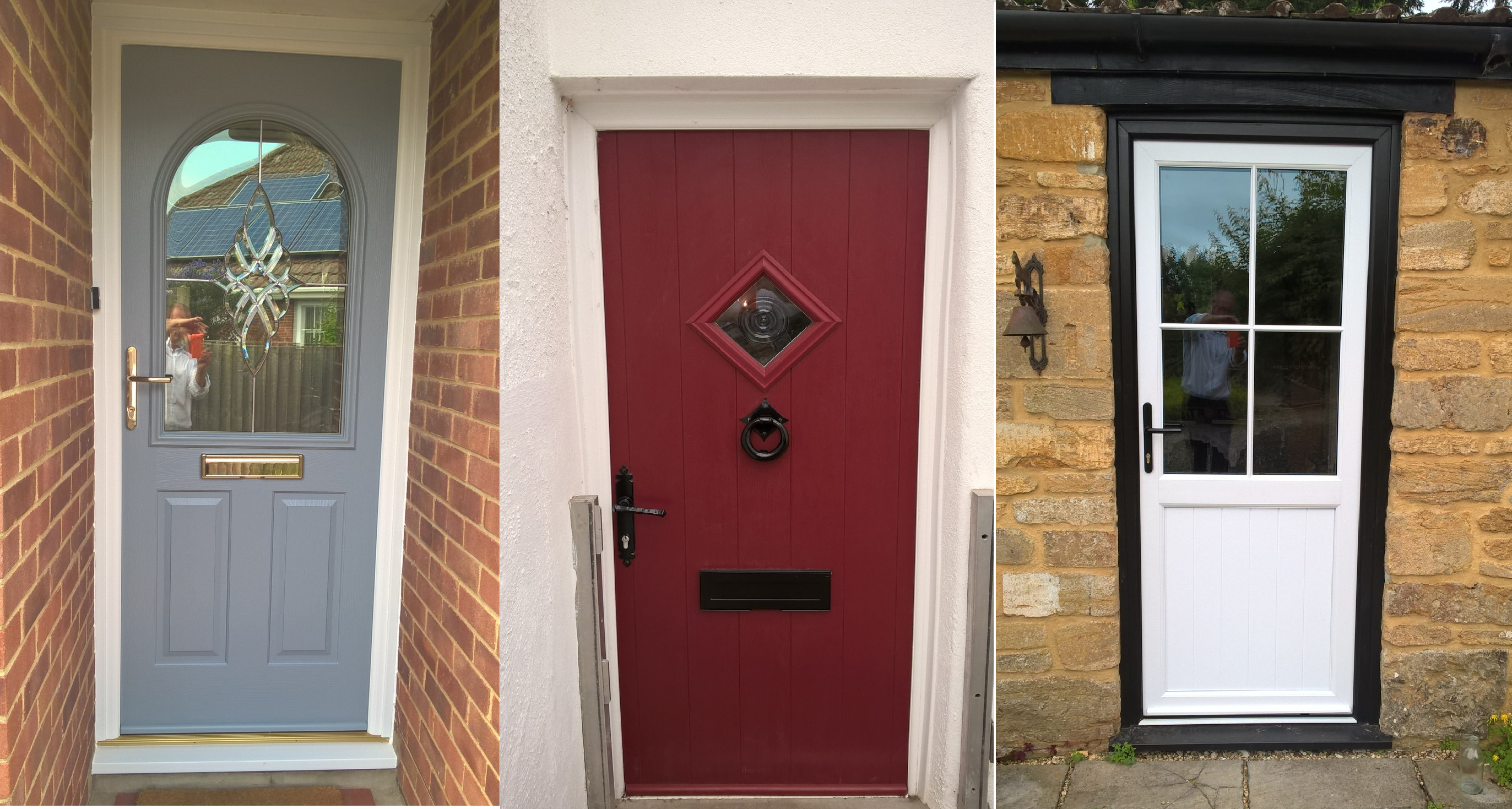 Front back doors valecraft for Front and back doors